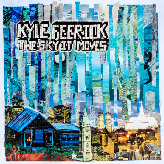 Kyle Feerick The Sky it Moves